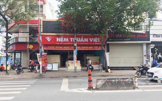 Khai trương chi nhánh nệm Thuần Việt tại quận 7