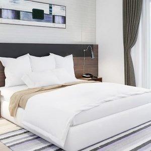 Ga mề khách sạn vải T250