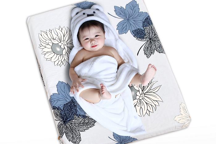 Nệm cao su cho bé sơ sinh