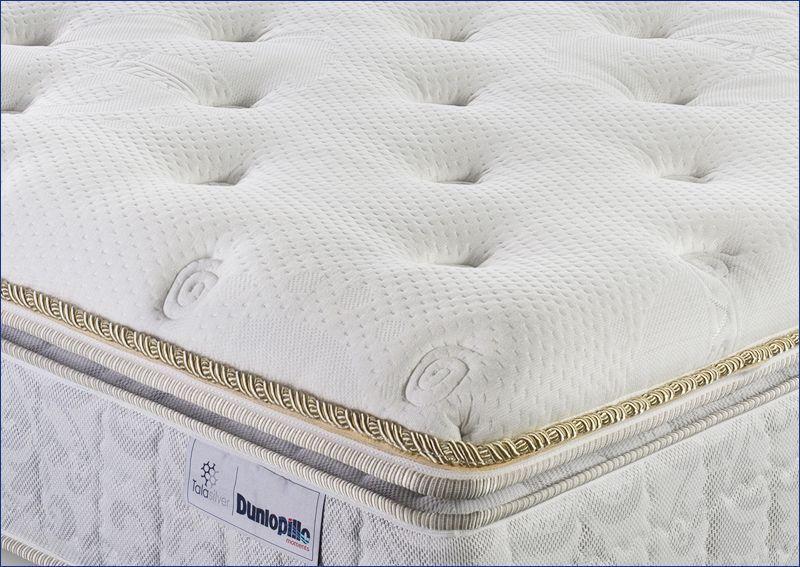Nệm lò xo túi liên kết 1m8 Dunlopillo Duchess