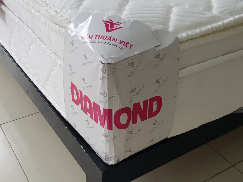 NỆM LÒ XO THUẦN VIỆT DIAMOND