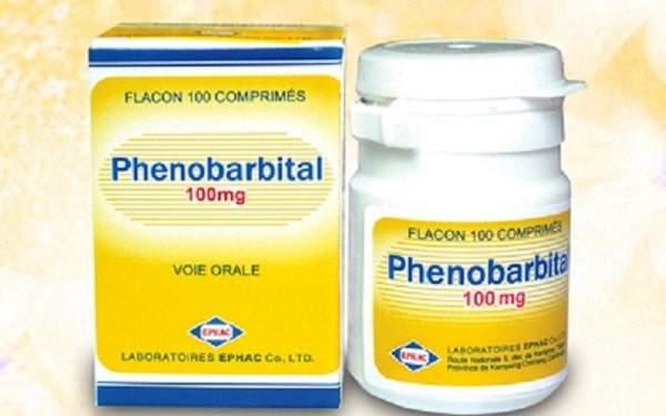 uống thuốc gì dễ ngủ Phenobarbital