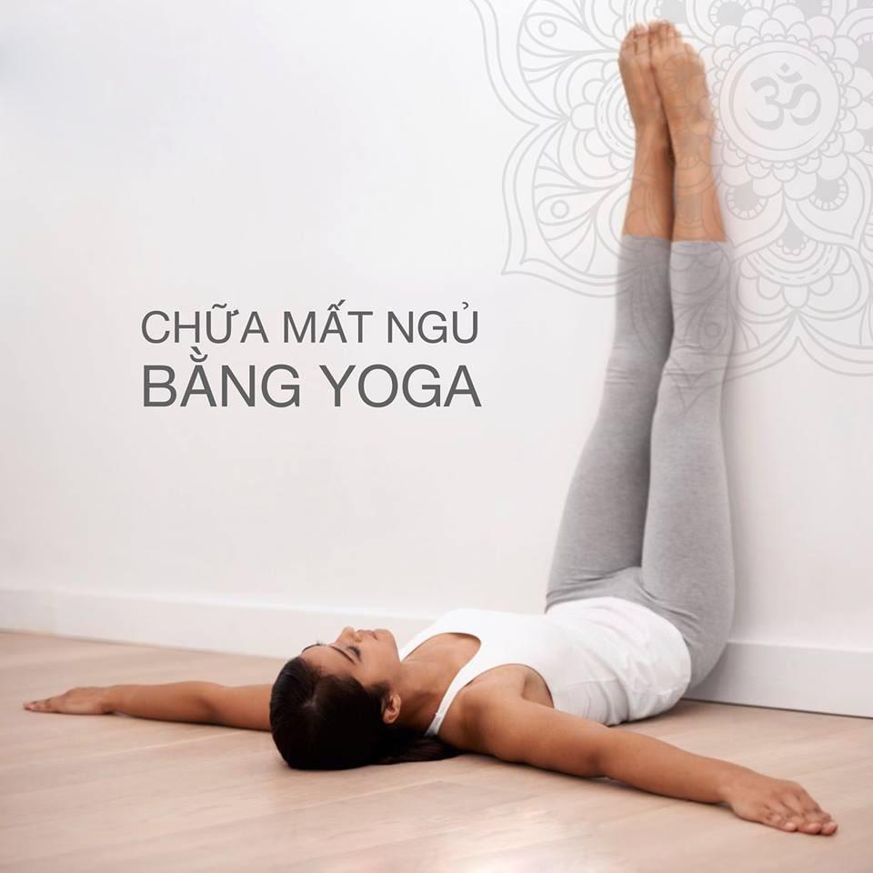 yoga trị mất ngủ - làm gì khi bị mất ngủ