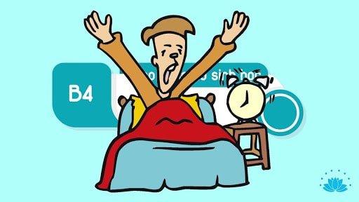 đồng hồ sinh học - làm gì khi mất ngủ