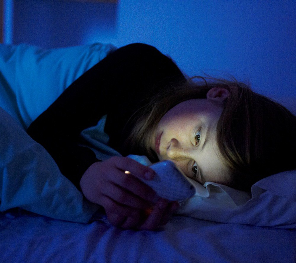 làm thế nào để ngủ được - hạn chế thiết bị điện tử