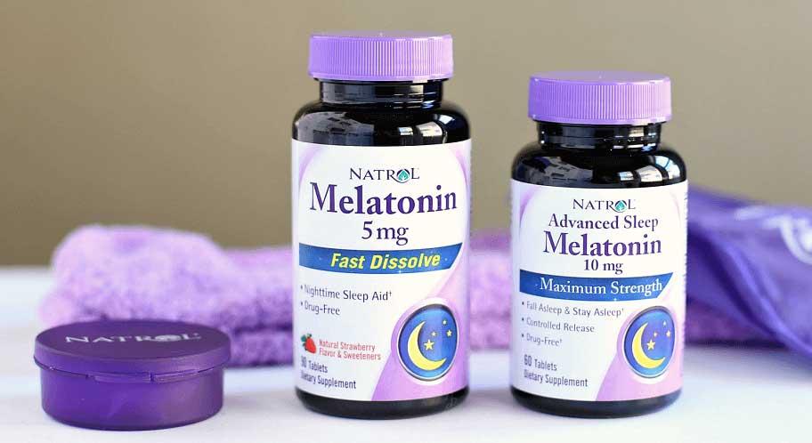 chữa mất ngủ bằng natrolmelatonin