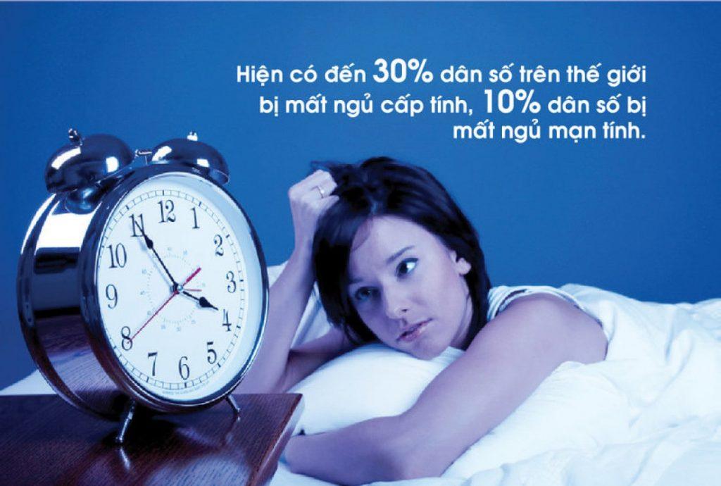 Ngủ không được phải làm sao