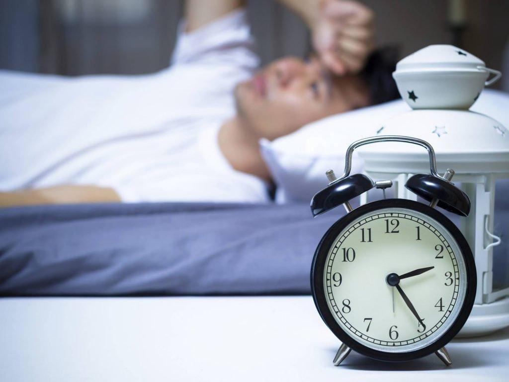 Trị mất ngủ, chứng khó ngủ
