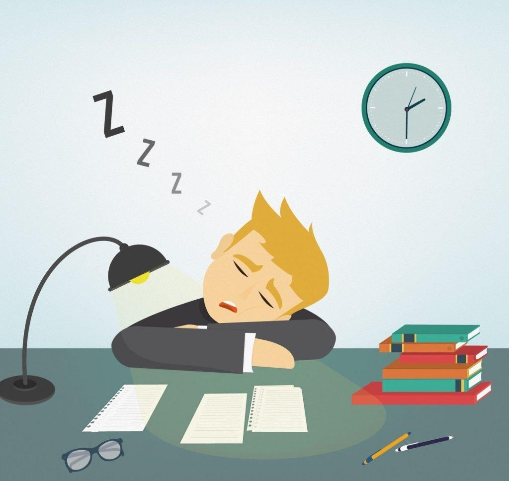 triệu chứng mất ngủ kéo dài