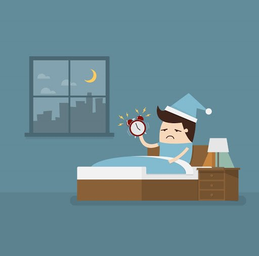 triệu chứng mất ngủ về đêm Uống thuốc gì dễ ngủ