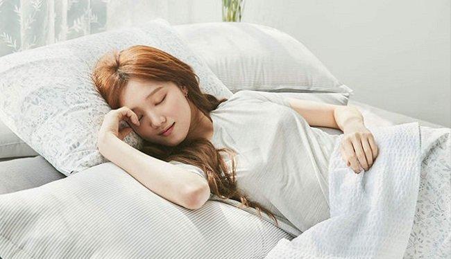 giấc ngủ ngon