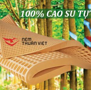 Nệm cao su Thuần Việt