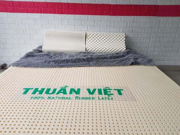 Nệm Cao Su Thuần Việt LeGend
