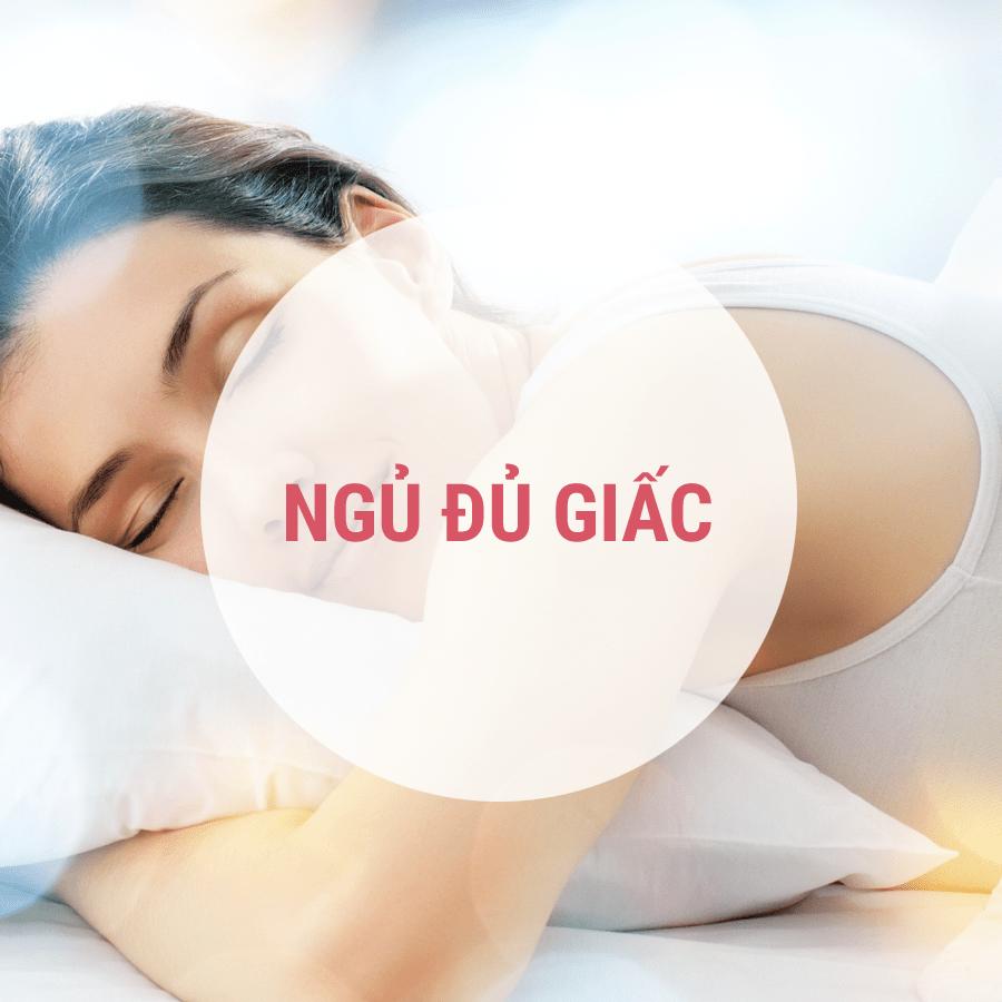 lợi ích của ngủ đủ giấc
