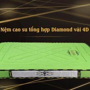 nệm cao su tổng hợp kim cương diamond
