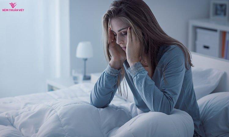 mất ngủ suy giảm trí nhớ