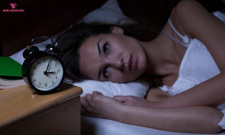 suy giảm trí nhớ do mất ngủ