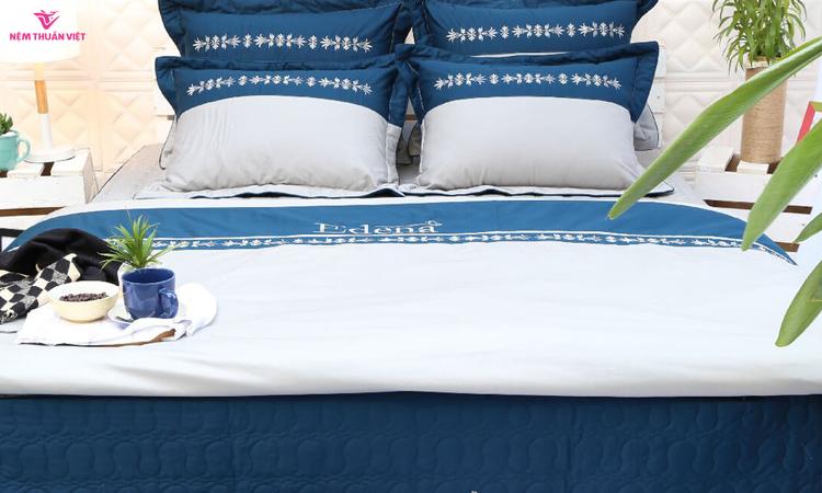 drap giường Edena Cotton Solid 362