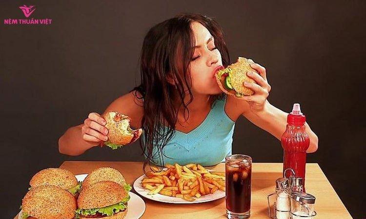 rối loạn ăn uống mất ngủ chán ăn