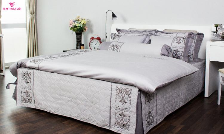 drap giường edena Cotton Solid 342