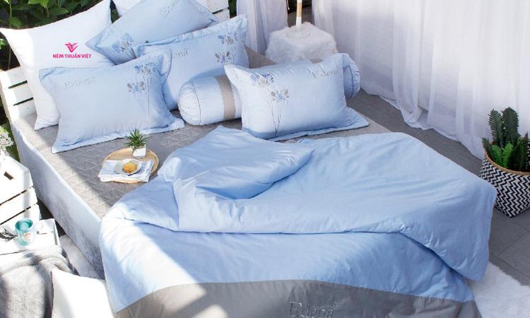 Bộ sản phẩm ra giường Edena