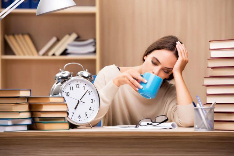 hội chứng mệt mỏi mãn tính mất ngủ do stress
