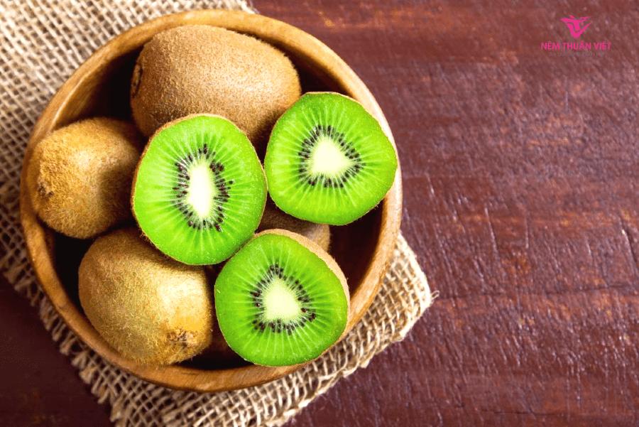 kiwi thực phẩm trị mất ngủ dễ ngủ