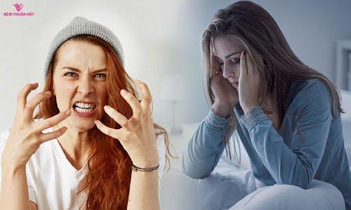 nguyên nhân trầm cảm mất ngủ gây trầm cảm