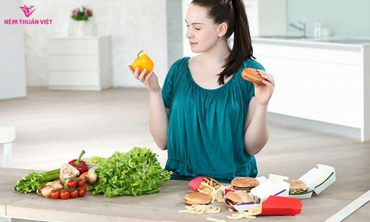 Rối loạn ăn uống chán ăn mất ngủ