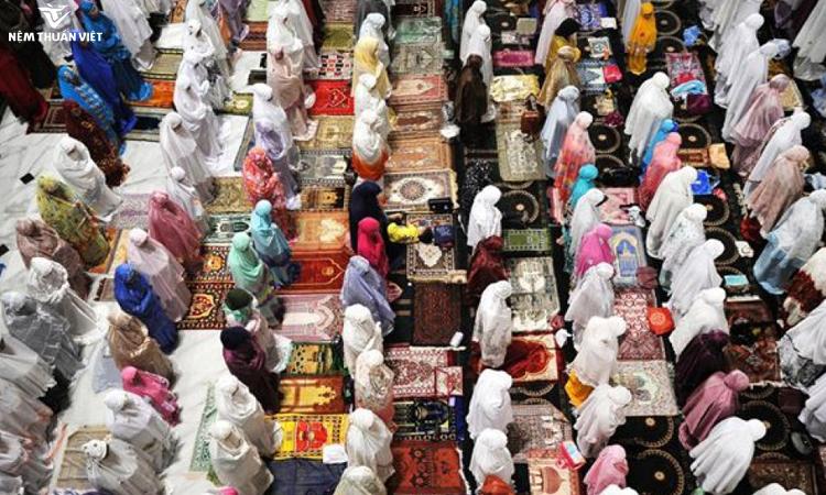 tháng ramadan và nhịn ăn gián đoạn