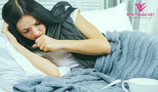 bệnh hen suyễn mất ngủ