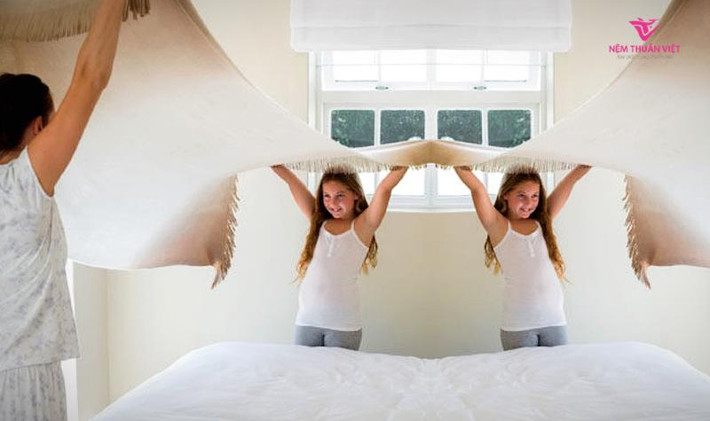 cải thiện sức khỏe tâm thần cải thiện phòng ngủ