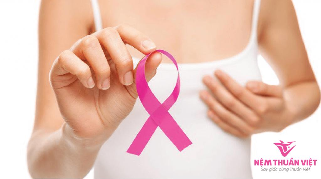 tác hại của thức khuya với phụ nữ ung thư vú