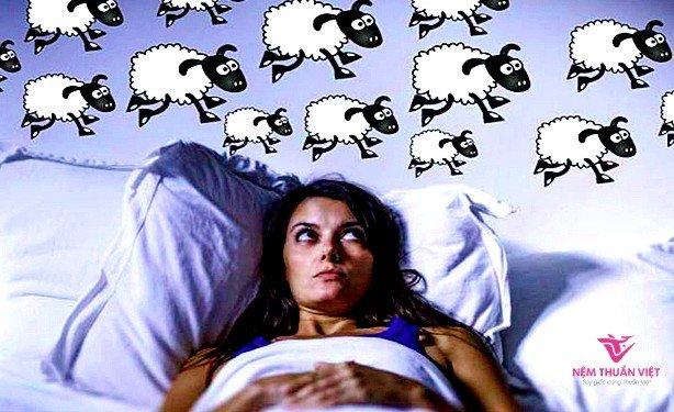 chữa mất ngủ bằng hình ảnh đếm cừu