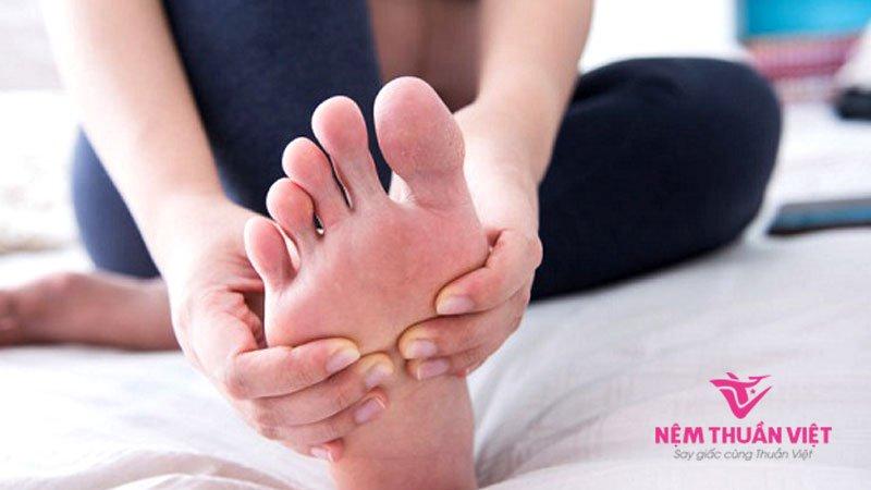 hội chứng chân không yênrestless là gì