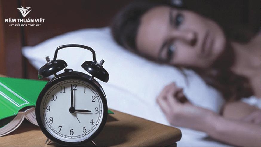 Rối loạn giấc ngủ không thực tổn là gì