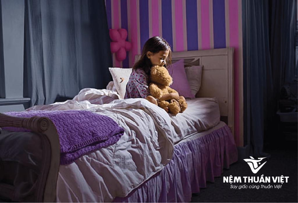 rối loạn giấc ngủ thường gặp ở bệnh nhân ADHD