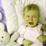 rối loạn giấc ngủ ở trẻ em