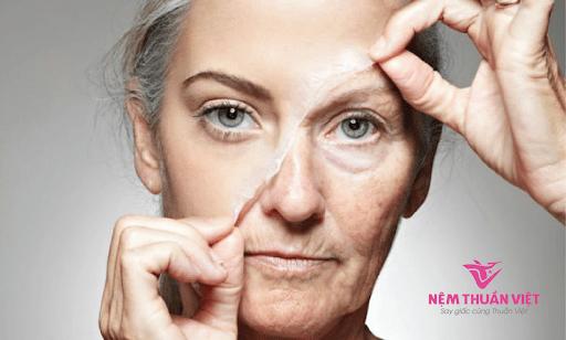 tác dụng của giấc ngủ đối với làn da