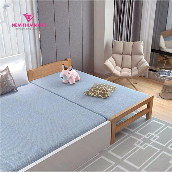 giường gỗ gấp