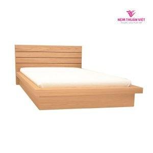 Giường Ngủ Gỗ Sồi Kiểu Nhật GN425