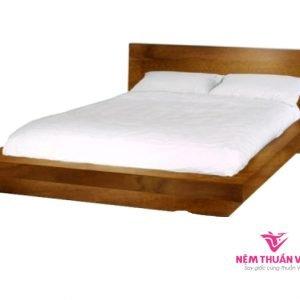 Giường Ngủ Gỗ Kiểu Nhật Bản Gỗ MDF Nhập Khẩu