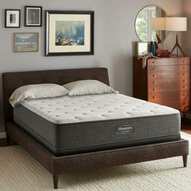 Beautyrest Silver - Best coil mattress