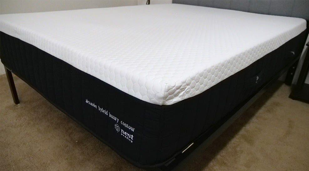 Nest Alexander Hybrid - Best coil mattress