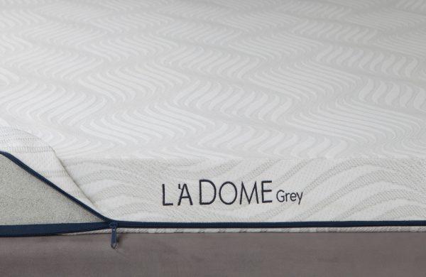 Nệm L'A Dome Grey 10cm