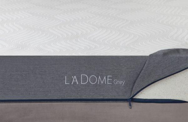 Nệm L'A Dome Grey 15cm