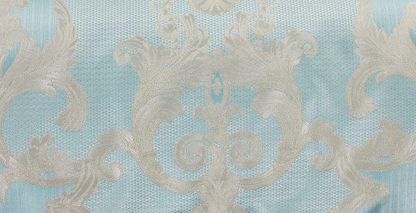 Bộ chăn drap phủ Luxury Gấm lụa LXG 8104P