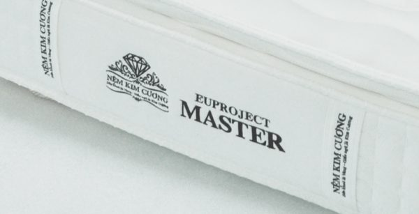 NỆM LÒ XO KIM CƯƠNG EUPROJECT MASTER